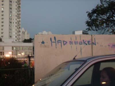 Hadoooken