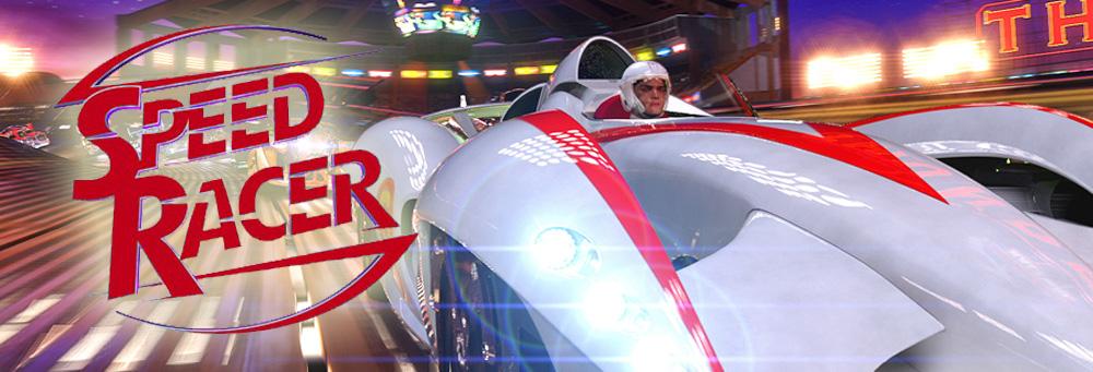Speed Racer – jogo em português?