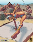 street_fighter_tribute__elena_by_raultrevino