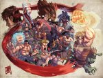 street_fighter_tribute_entry_by_armycom