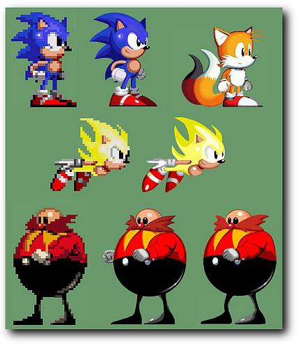 Sonic 2 HDgehog   Hado...