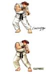 ryu___street_fighter_ii_by_viniciusmt2007