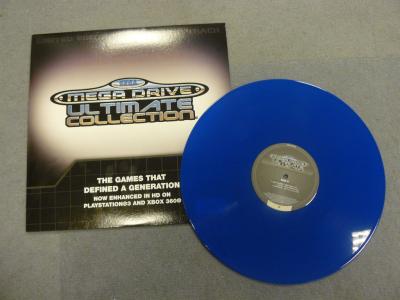 SEGA Mega Drive Ultimate Collection Limited Edition Vinyl Soundtrack