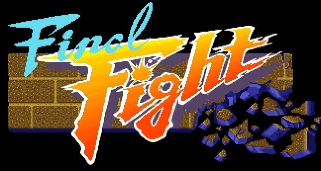 [Review] FINAL FIGHT - Tragetória Logo
