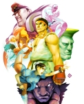 street_fighter_tribute_by_gammon