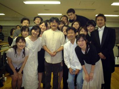 Little Jack Orchestra e Nobuo Uematsu