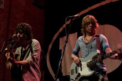 Show de anos atrás quando passei com minha banda por Londres