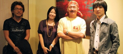 Hiroki Kikuta, Yoko Shimomura, Nobuo Uematsu, Yasunori Mitsuda