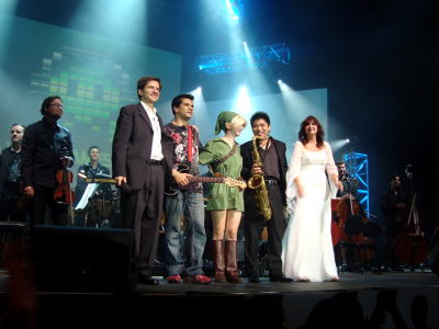 Video Games Live 2009 em São Paulo