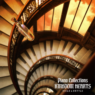 Piano Collections Kingdom Hearts / Field & Battle