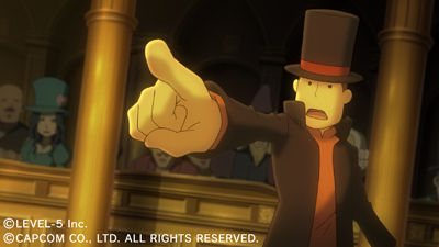 Professor Layton vs Ace Attorney 05